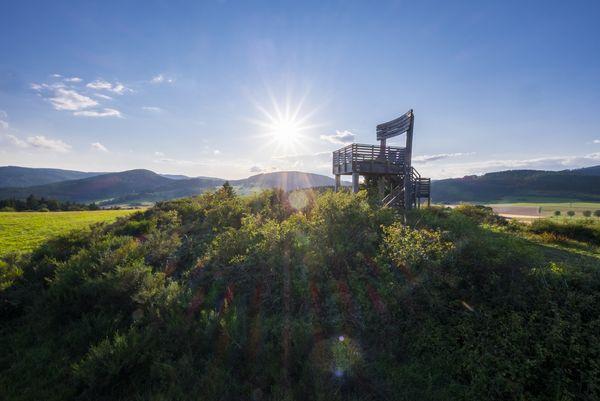 Sauerland Stabil Stuhl bei Liesen